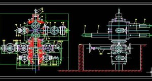 Mechanical CADD